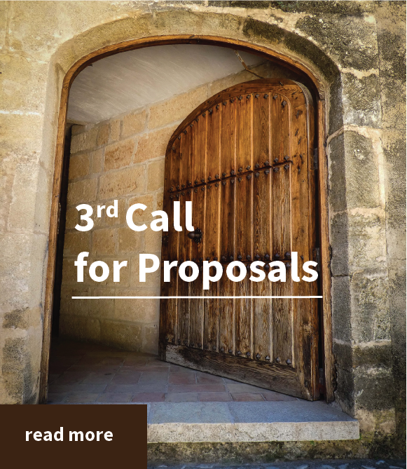 3rd Call for Proposals